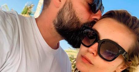 Полина Гагарина и Дмитрий Исхаков вместе отдохнули с дочерью