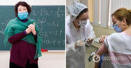 Привлеченных к проведению ВНО учителей решили прививать китайской вакциной