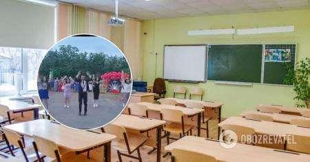 Сельский учитель покорил сеть танцем с выпускниками