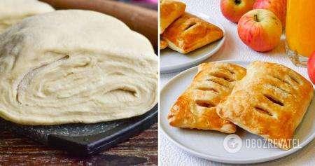 Слоеное тесто за 15 минут – главные секреты приготовления